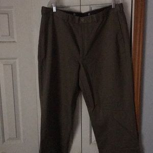 Hagar work pants. Brown and Navy Blue size 40x34